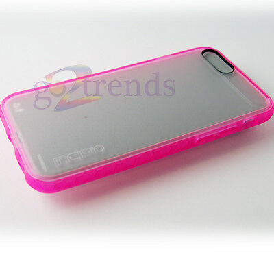 AU18.51 • Buy IPhone 6 6s (4.7 ) INCIPIO OCTANE Co-Molded Impact Absorbing Case - CLEAR / PINK