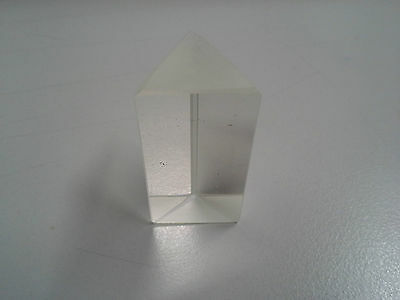 $10.95 • Buy Glass Prisms, Equilateral 25mm X 50mm