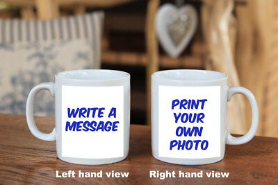 AU12 • Buy Personalised Coffee Mug Name Photo Mothers Day Birthday Valentines Gift