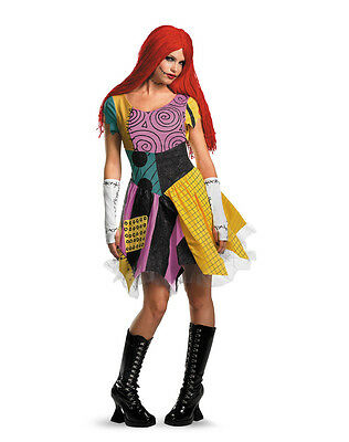 $47.95 • Buy The Nightmare Before Christmas Sexy Sally / Adult Costume