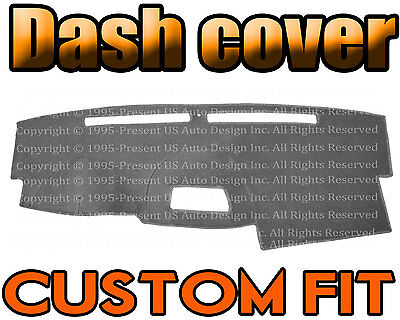 $42.90 • Buy Fits 2004-2015 NISSAN TITAN DASH COVER MAT DASHBOARD PAD / CHARCOAL GREY