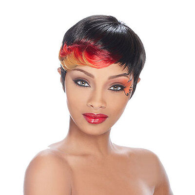 $12.99 • Buy It's A Wig Synthetic Wig FEATHER ANNI