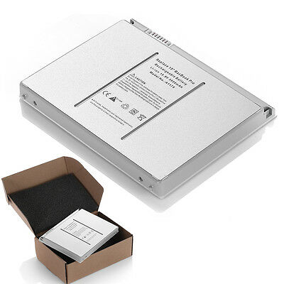$24.59 • Buy 60Wh 6 Cell Battery A1175 For Apple MacBook Pro 15  MA348G/A A1260 A1226 A1211