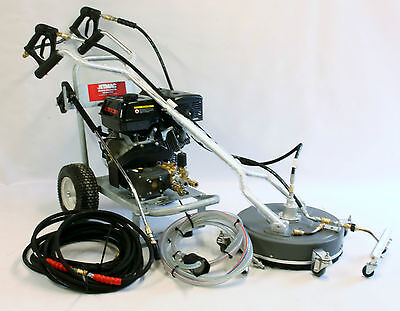 Petrol Pressure Power Jet Washer Package Jetmac - Huge Output 21 Litres  Minute • 1,695£