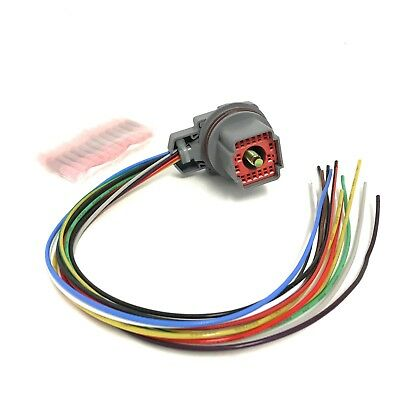 $ CDN100.49 • Buy 5R55W 5R55S Transmission Wiring Harness Pigtail Repair Kit 2002 And Up Fits Ford