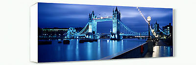£11.99 • Buy Large Personalised Panoramic Canvas Print - Photo Picture Image Printed & Framed