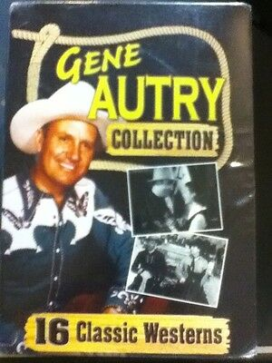 £30.35 • Buy Gene Autry Collection 8 Dvd Set