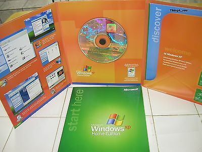 £57.97 • Buy MICROSOFT WINDOWS XP HOME W/SP2 UPGRADE VERSION FOR 98/98SE/ME =NEW RETAIL=