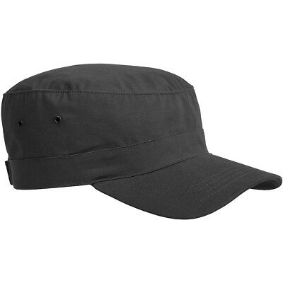 £10.95 • Buy Helikon Military Army Style Adjustable Combat Tactical Cap Hat Ripstop Black