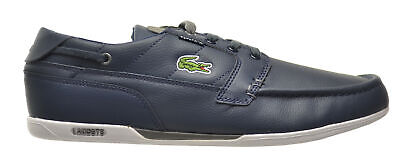 Lacoste Dreyfus CR2 US SPM Men's Shoes Dark Blue-Grey 7-29spm0073-2f1 • 70.90£
