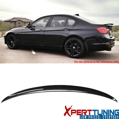$90.99 • Buy Fit For 12-18 BMW 3-Series F30 4Dr P #475 Painted Trunk Spoiler