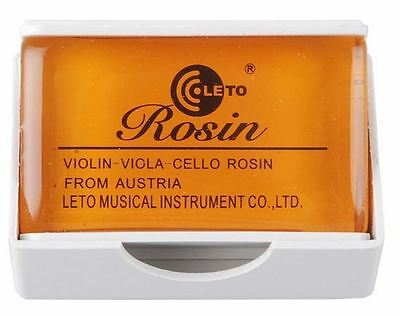 $4.69 • Buy New High Quality Rosin For Violin Viola Cello Round Shape Amber Color Acoustic