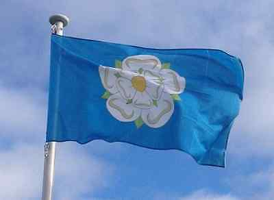 Yorkshire Flags & Bunting - English County West East Riding Old Rose South Day • 3.99£