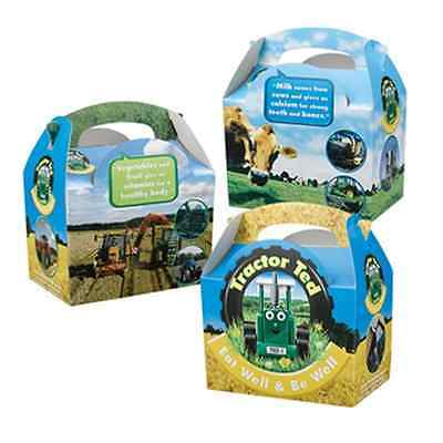 AU14.95 • Buy New Tractor Ted's Farm Treat Boxes  (12)