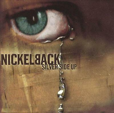 NICKELBACK - Silver Side Up (CD 2001) USA Import EXC • 1.98£