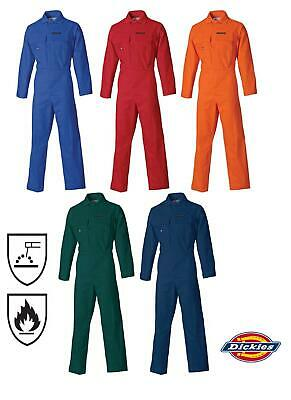Dickies Proban Coverall Overall, Flame Retardant Finish, Boiler Suit, 36-58  • 53.79£