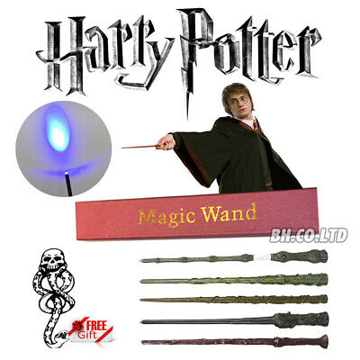 AU22.99 • Buy 14  Wizard Harry Potter Hermione Dumbledore Magic Wand Deathly Hallows Hogwarts