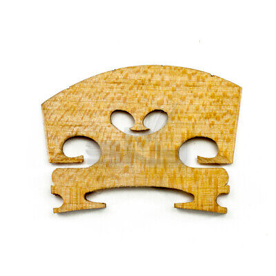 $7.99 • Buy Sky Brand New High Quality Pre-Fitted 4/4 Size Violin Bridge Free US Shipping