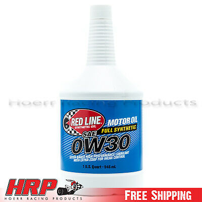 AU25.75 • Buy Red Line 11114 0W30 Synthetic Motor Oil - 1 Quart