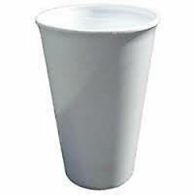 16oz Dart Foam Cups (Qty 1000) Insulated Polystyrene Cups, Catering Supplies, UK • 62.60£