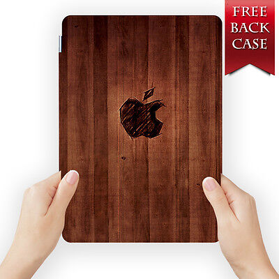 AU19.99 • Buy Leather Smart Case Pro Cover For Ipad Mini 1 2 3 Pro 10.5