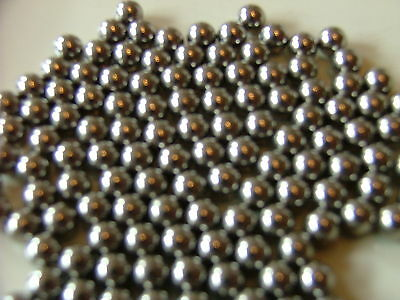 AU3.60 • Buy Loose Ball Bearings AISI 316 Stainless 1mm 2mm 3mm 4mm 5mm 6mm 7mm 8mm 9mm 10mm
