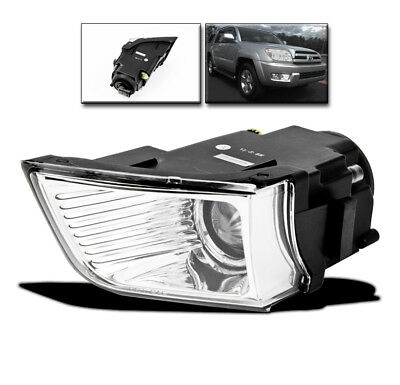 $35.95 • Buy 2003 2004 2005 Toyota 4runner Lower Driving Projector Fog Light Clear Driver Lh