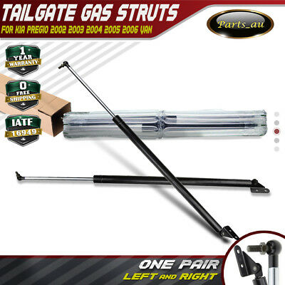 AU39.99 • Buy Set Of 2pcs Tailgate Gas Strut For Kia Pregio 2002-2006 Rear Left&Right 768MM