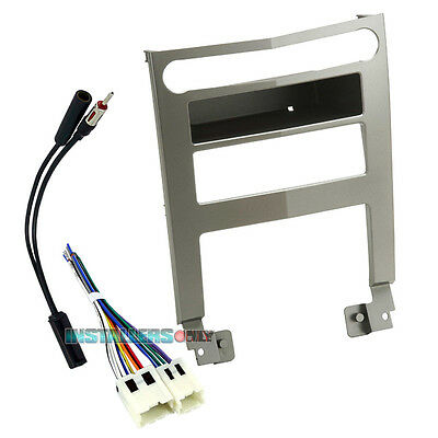 $43.95 • Buy 99-7404 Car Radio Iso-din Stereo Install Dash Kit W/ Wires For Nissan Maxima