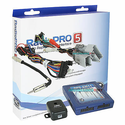 $129.99 • Buy PAC RP5-GM11 Radio Replacement Harness W/OnStar & SWI Interface For GM Vehicles