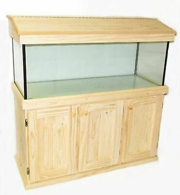 AU620 • Buy Fish Tank  4ft X 18  X 18  High With Cabinet And Hood