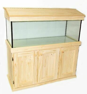 AU455 • Buy Fish Tank  4ft X 14  X 20  High With Cabinet And Hood