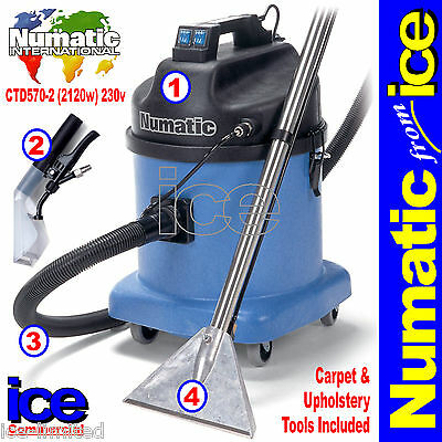 £799.99 • Buy Industrial Commercial Professional Carpet & Upholstery Cleaner Cleaning Machine