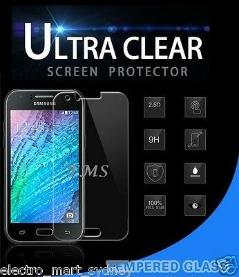 AU3.95 • Buy Tempered Glass Screen Protector For Samsung Galaxy J3 Pro / J3  J5 2016