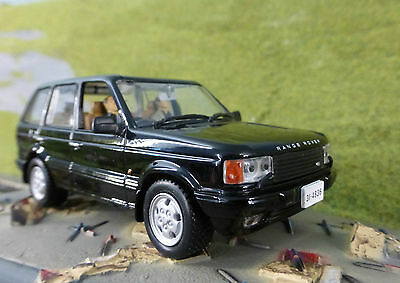 Range Rover P38 Tomorrow Never Dies 1:43 Scale Diecast Detailed Model Car • 19.95£