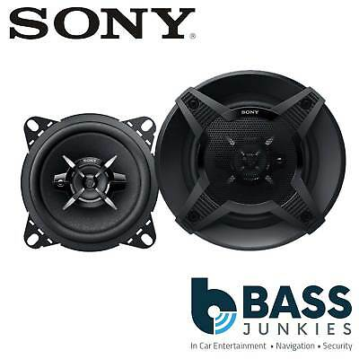 SONY XS-FB1030 3 Way 4 Inch 10 Cm 440 Watts Car Van Door Dash Shelf Speakers • 34.99£