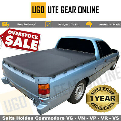 AU99 • Buy Tonneau Cover To Fit Holden Commodore VG VN VP VR VS Ute - Free Delivery/ Return