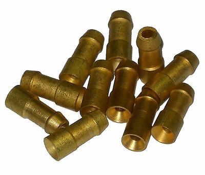 £3.99 • Buy Land Rover Series 1 2 2a 2b 3 Lucas Brass 4.7mm Bullet Loom Electric Connectors
