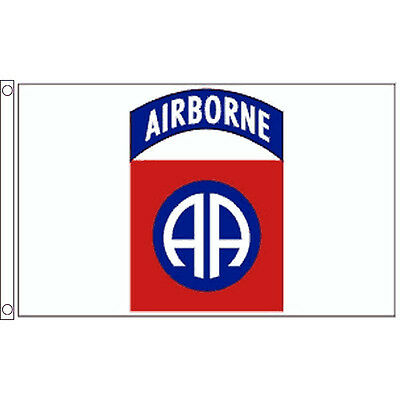 82nd Airborne Flag 5 X 3 FT - United States Of America  • 4.99£