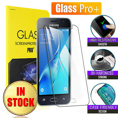 AU4.85 • Buy For Samsung Galaxy J1 Mini J3 6 J5 J7 Pro Prime Tempered Glass Screen Protector