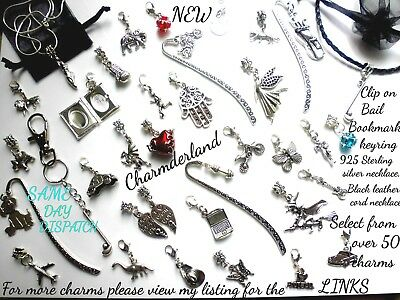 Charm,clipon,bail,boxing,dogs,animal,sport,hobbie,music,areoplane,skull,car,hat • 3.99£