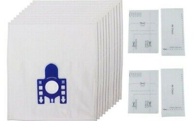 £9.99 • Buy 10 X Miele GN Cat & Dog S8310 S8320 S8330 S8340 Vacuum Cleaner Dust Bags Filters