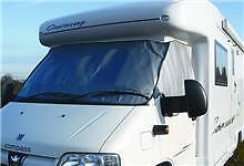 Motorhome Windscreen External Thermal Cover Boxer Ducato 2002-6 Old Shape Cab • 95.70£