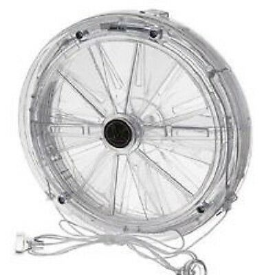 Vent A Matic Pull Cord Fan For Single Glazed Windows Model 106 With Stormguard • 37.79£