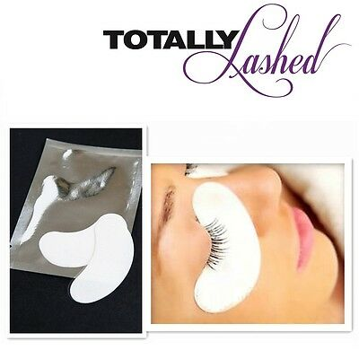 £0.99 • Buy Eyelash Extension GEL PATCHES Under Eye Lint Free Lash Pad - TOTALLY Lashed
