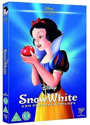 Snow White And The Seven Dwarfs (Disney) [DVD] • 6.94£