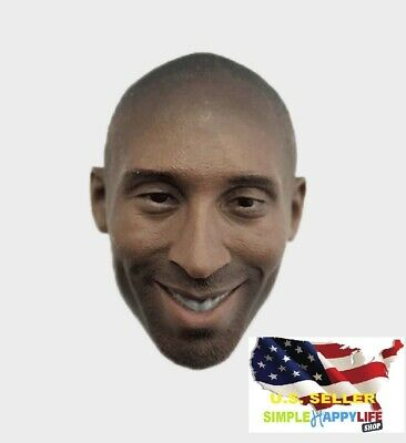 $33.59 • Buy Custom 1/6 Smile Bald Kobe Bryant Head Sculpt For Hot Toys Enterbay Phicen ❶USA❶