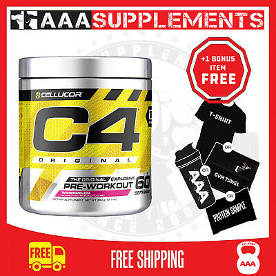 AU59 • Buy Cellucor - C4 Original Id Series (60 Serve) America's #1 Selling Pre-workout