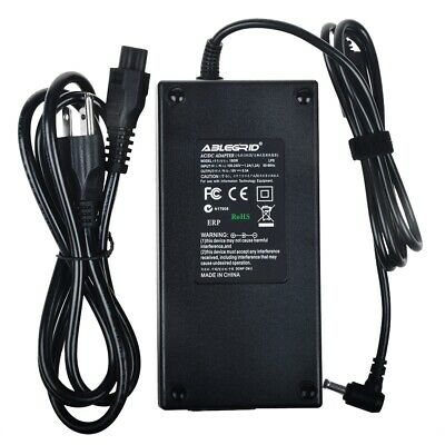 $42.99 • Buy 180W AC Adapter For Sager NP8150-S1 NP8150 Laptop Notebook PC Power Cord Charger