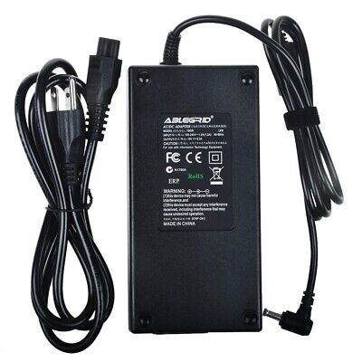 $42.99 • Buy AC Adapter For Sager Clevo W230ST NP7330 Gaming Laptop Charger Power Supply Cord